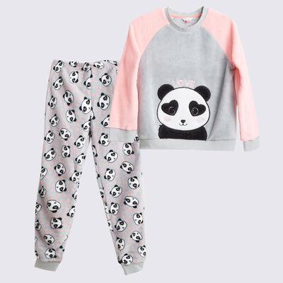 Pijama de Polar Niña Mila