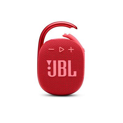 Parlante Bluetooth JBL Clip 4 Rojo