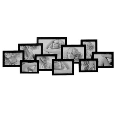 Portaretrato VGO Madera Collage 10 F Negro