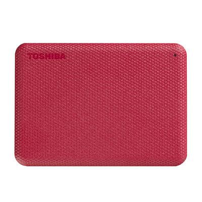 Disco Duro Externo Toshiba Canvio Advance V10 1TB Rojo
