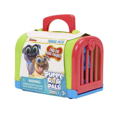2 Figuras Sorpresa Travel Pets Puppy Dog Pals