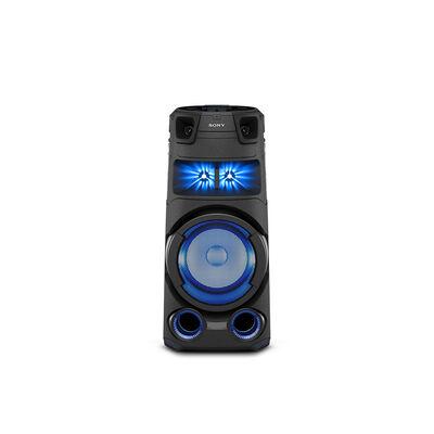 Minicomponente Bluetooth Sony MHC-V73D MLA9 Negro