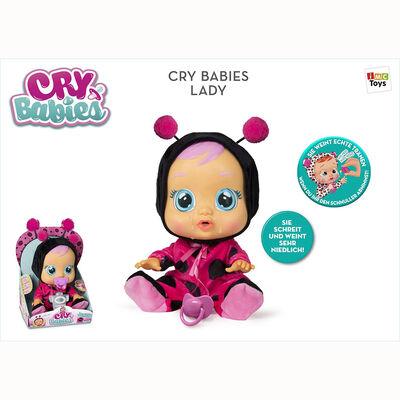 CRY BABIES LADY (ladybug) CRY BABIES