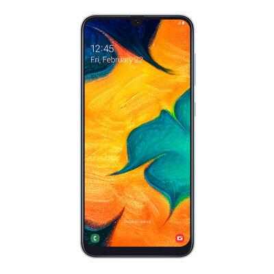 "Celular Samsung  Galaxy A30 6,4"" Blanco 32GB Movistar"