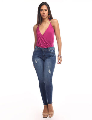 Jeans Skinny Mujer Most Wanted