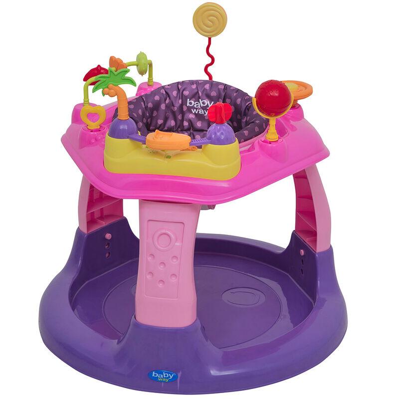 Centro de actividades  Baby Way BW-915 Morado
