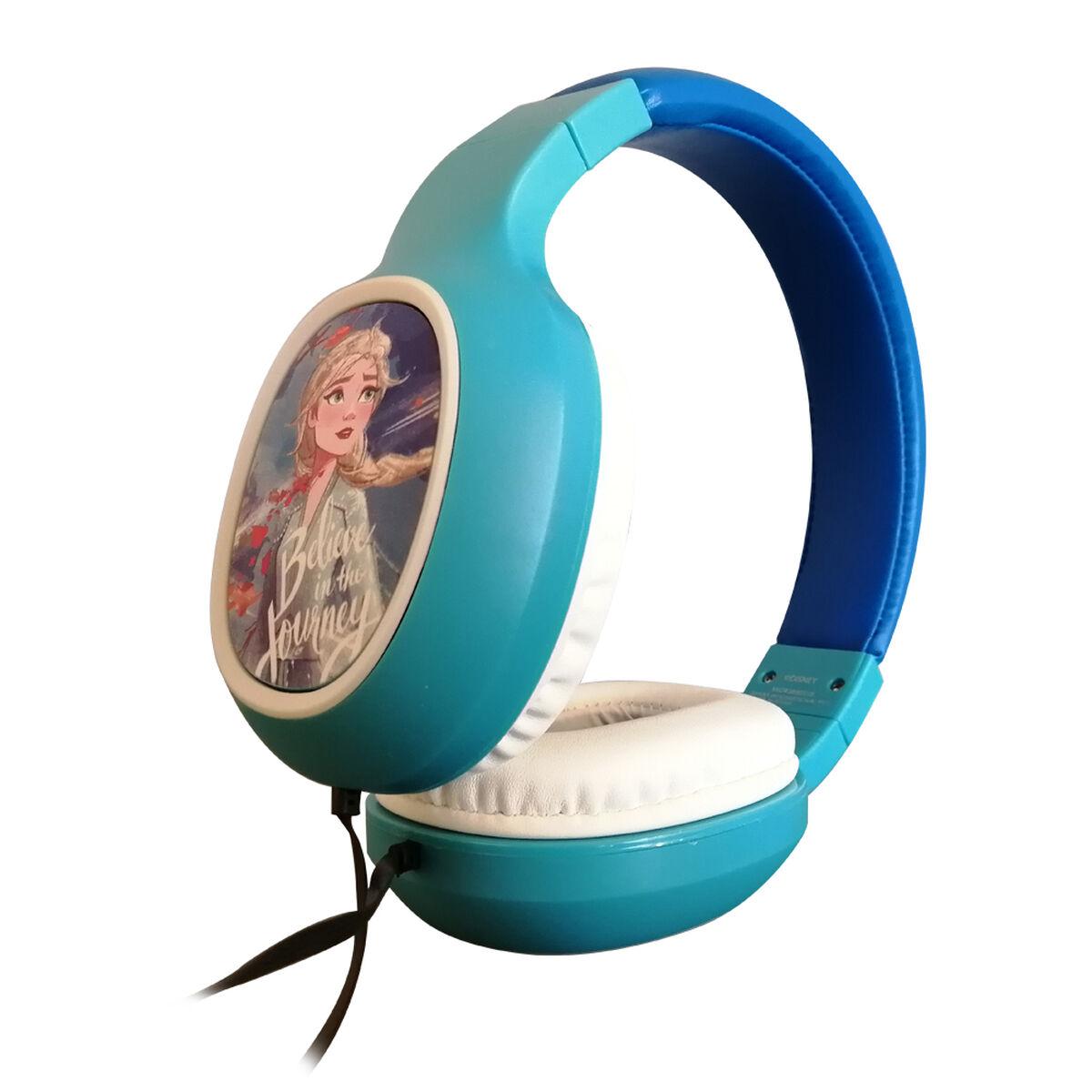 Audífonos Over Ear Frozen Vivitar