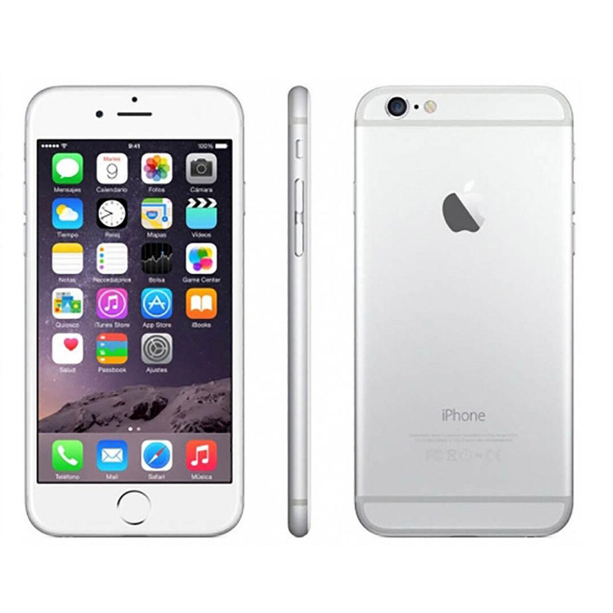 "Celular Apple Iphone 6s 32GB 4.7"" ReacondicionadoPlata Liberado"