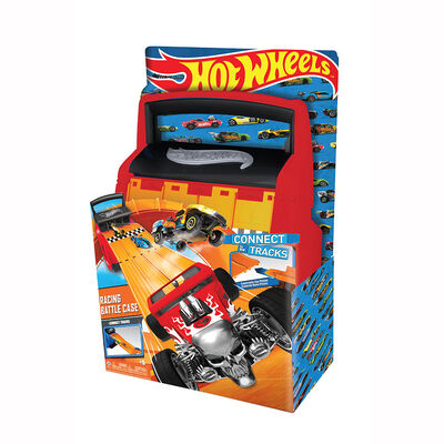 Guarda y Lanza Autos HOTWHEELS