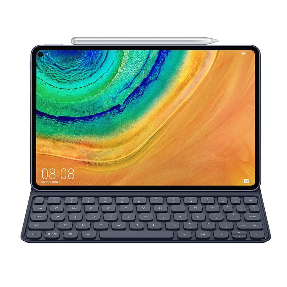 "Tablet Huawei MatePad Pro Octa Core 6GB 128GB 10.8"" Gris + Smart Keyboard + M Pencil"