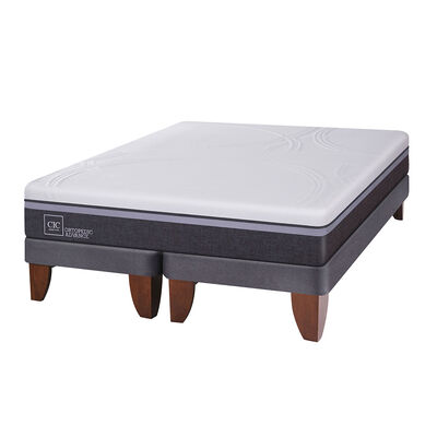 Cama Europea King Ortopedic Advancece