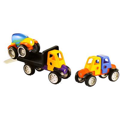 Camiones Magnet Truck
