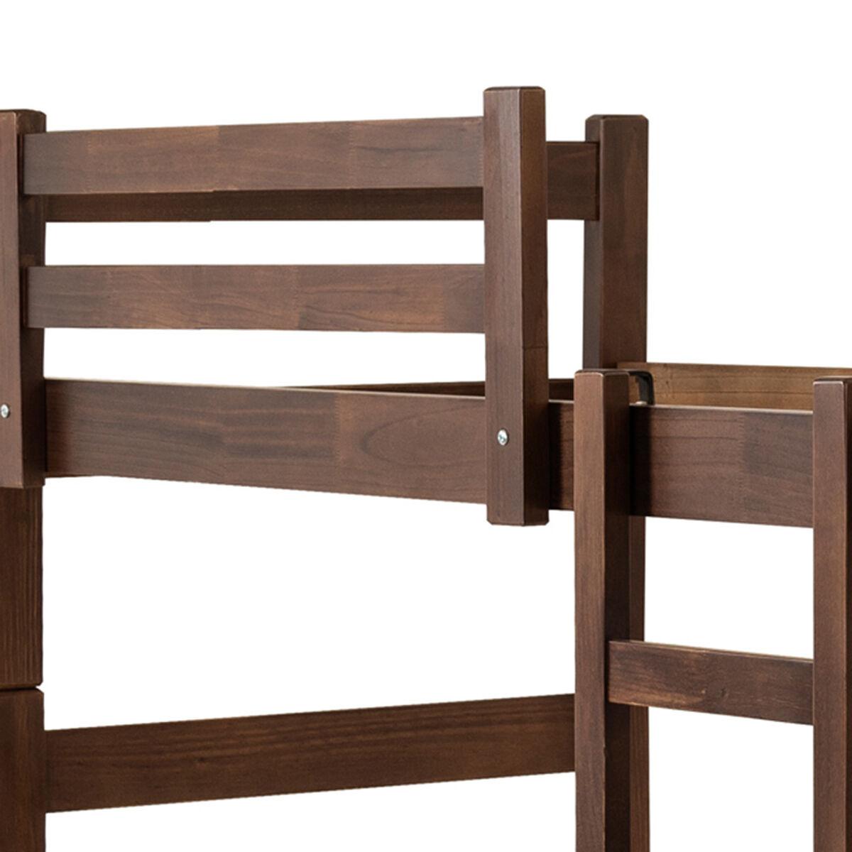 Camarote Litera de madera California 80 cm Especial