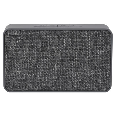 Parlante Bluetooth Box Introtech Gris