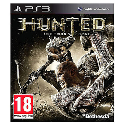 Juego PS3 Hunted The Demons Forge