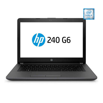 Notebook HP 240 G6 Core i3 4GB  1TB 14""