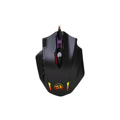 Mouse Gamer Redragon M908 Impact USB RGB