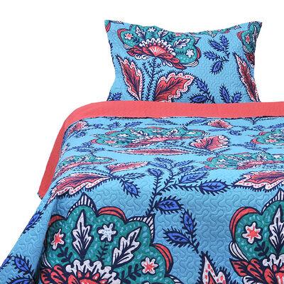 Quilt Bombai 1,5 Plazas Multicolor