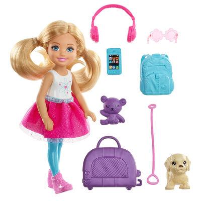 Barbie Chelsea Explora Y Descubre