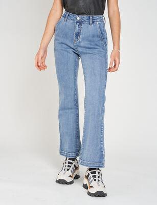 Jeans Flare Mujer Fiorucci