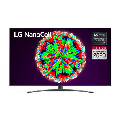 "LED 55"" LG 55NANO81SNA Smart TV 4K"