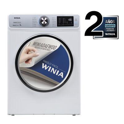 Secadora Winia WKR-08K1W3 8 kg.