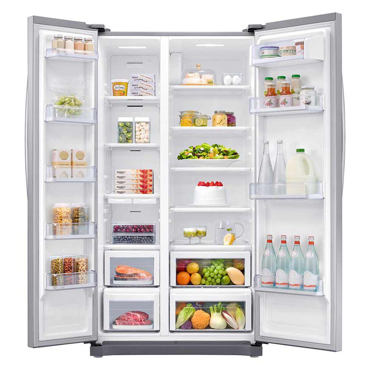 Refrigerador Samsung Side by Side RS54N3003S 535 lt.