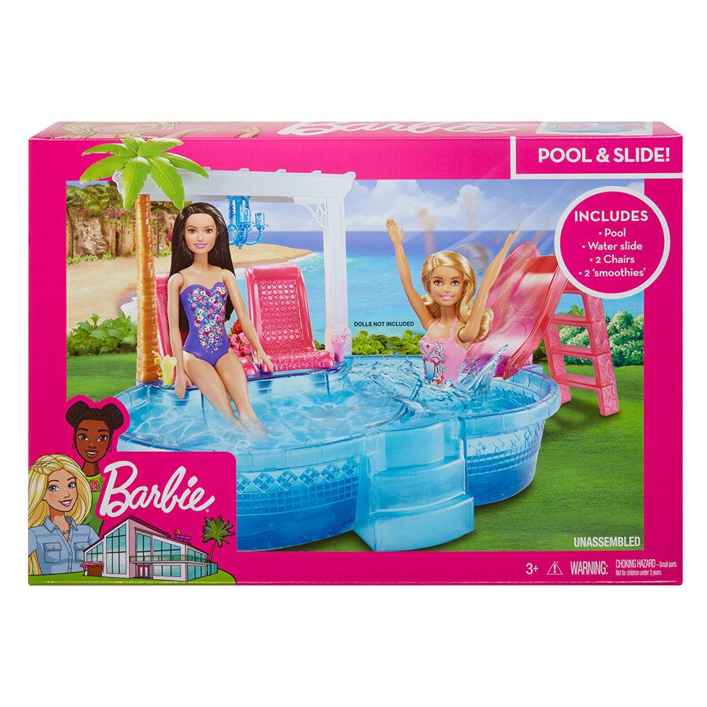 Barbie Piscina Glam