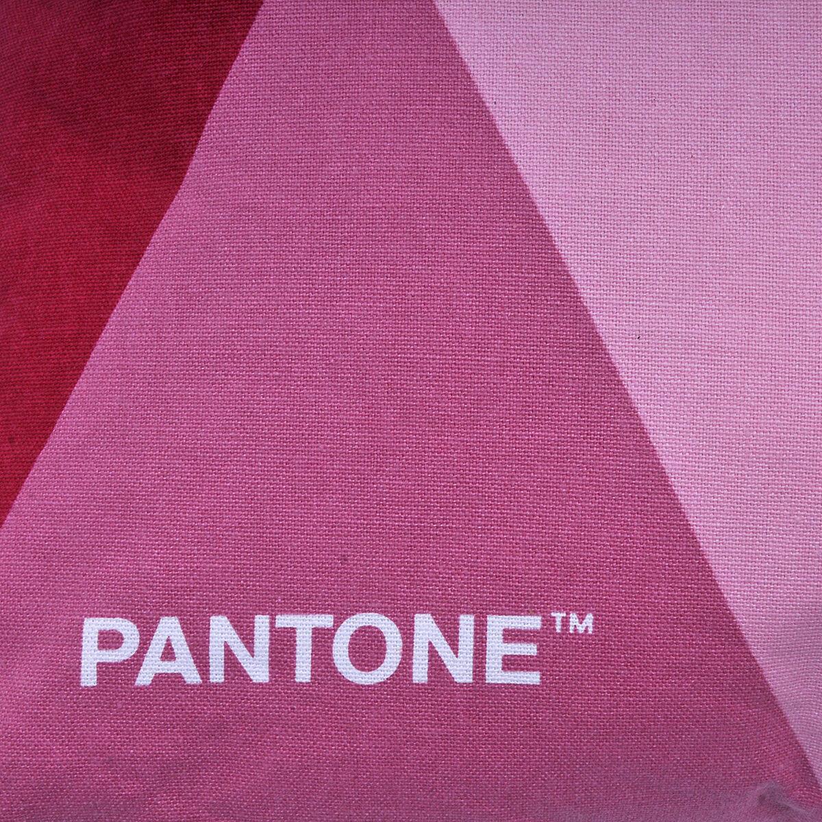 Cojín Pantone Algodón 40X40 Cm Burdeo