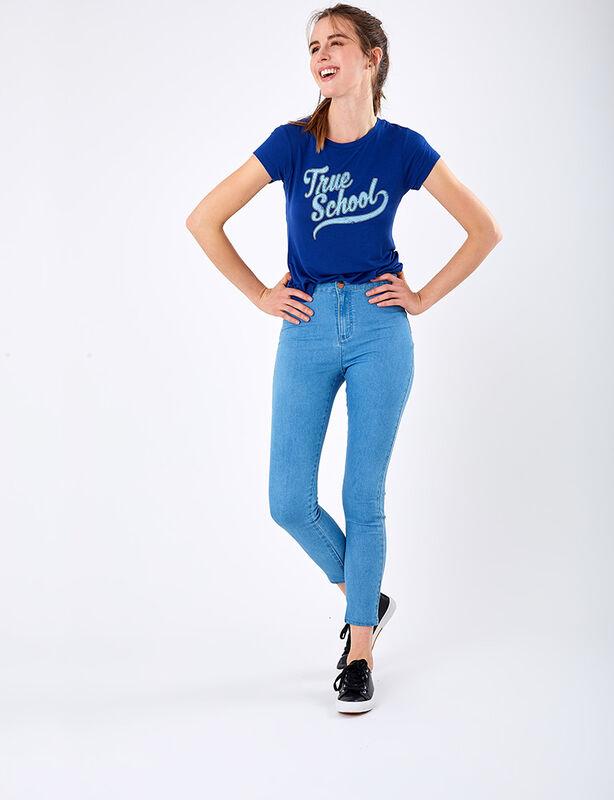 Jeans Básico Icono
