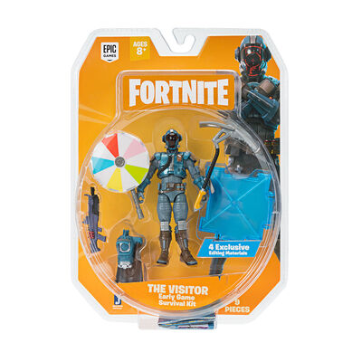 Pack Figura The Visitor S2