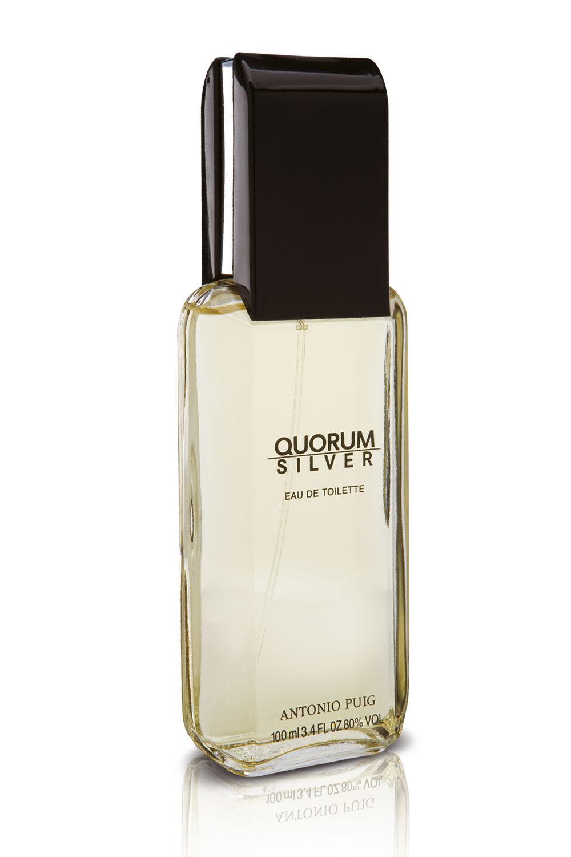 Puig Silver 100 Ml Quorum Perfume Antonio jVpqSMLGUz