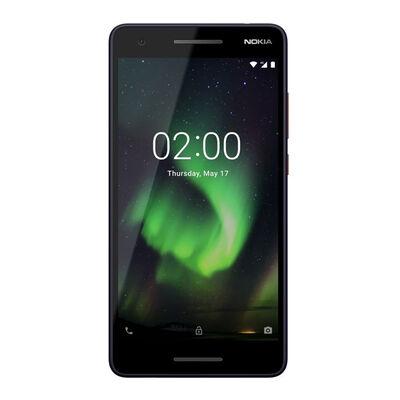 """Celular Nokia 2.1 Negro  5,5"""" Claro"""