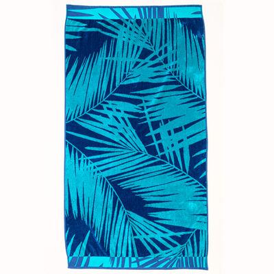 Toalla de Playa Jacquard Jungle 86 x 160 cm