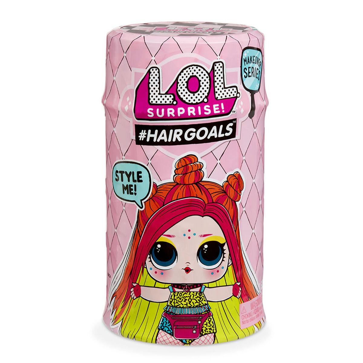LOL Hairgoals