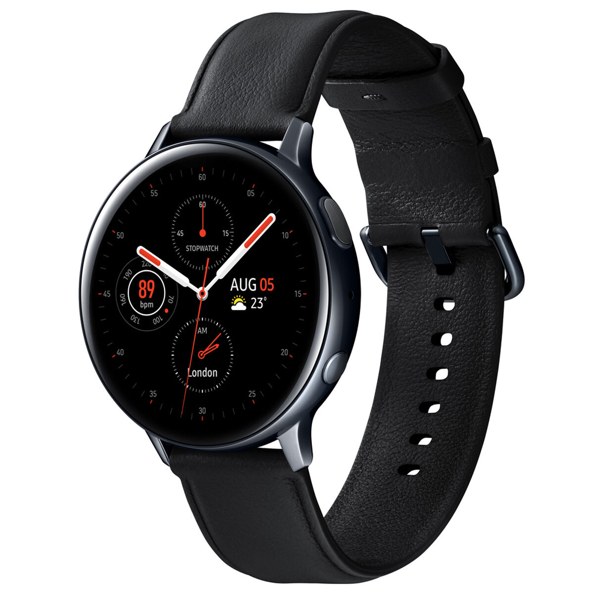 Smartwatch Samsung Galaxy Watch Active2 Negro