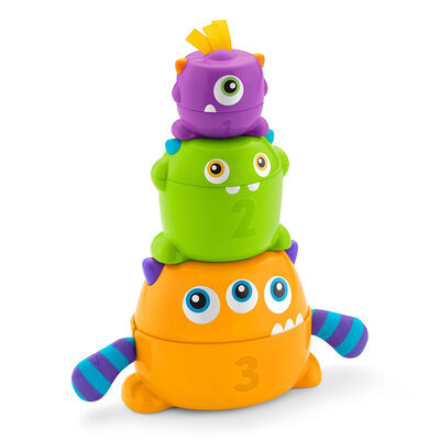 Fisher Price Monstruos Apilables