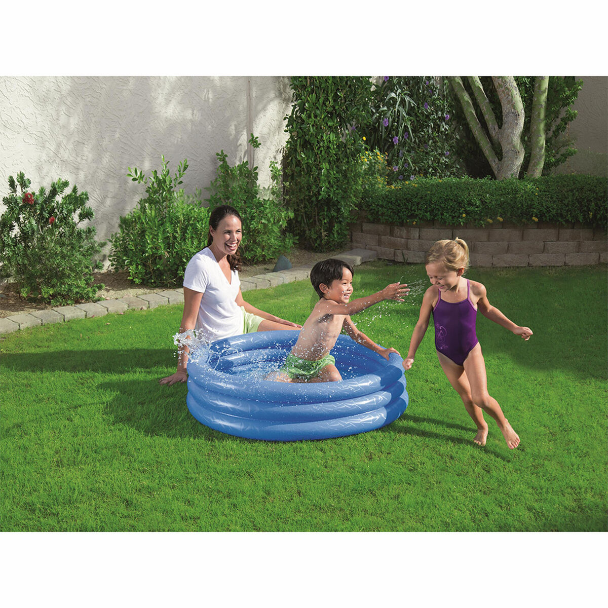 Piscina Inflable Bestway 3 Anillos