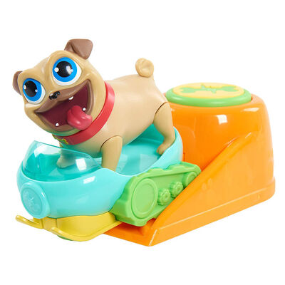 Figures On The Go Puppy Dog Pals Rolly