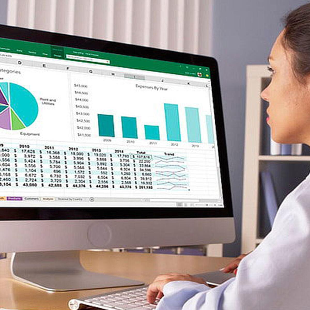 Curso Online de Excel Básico