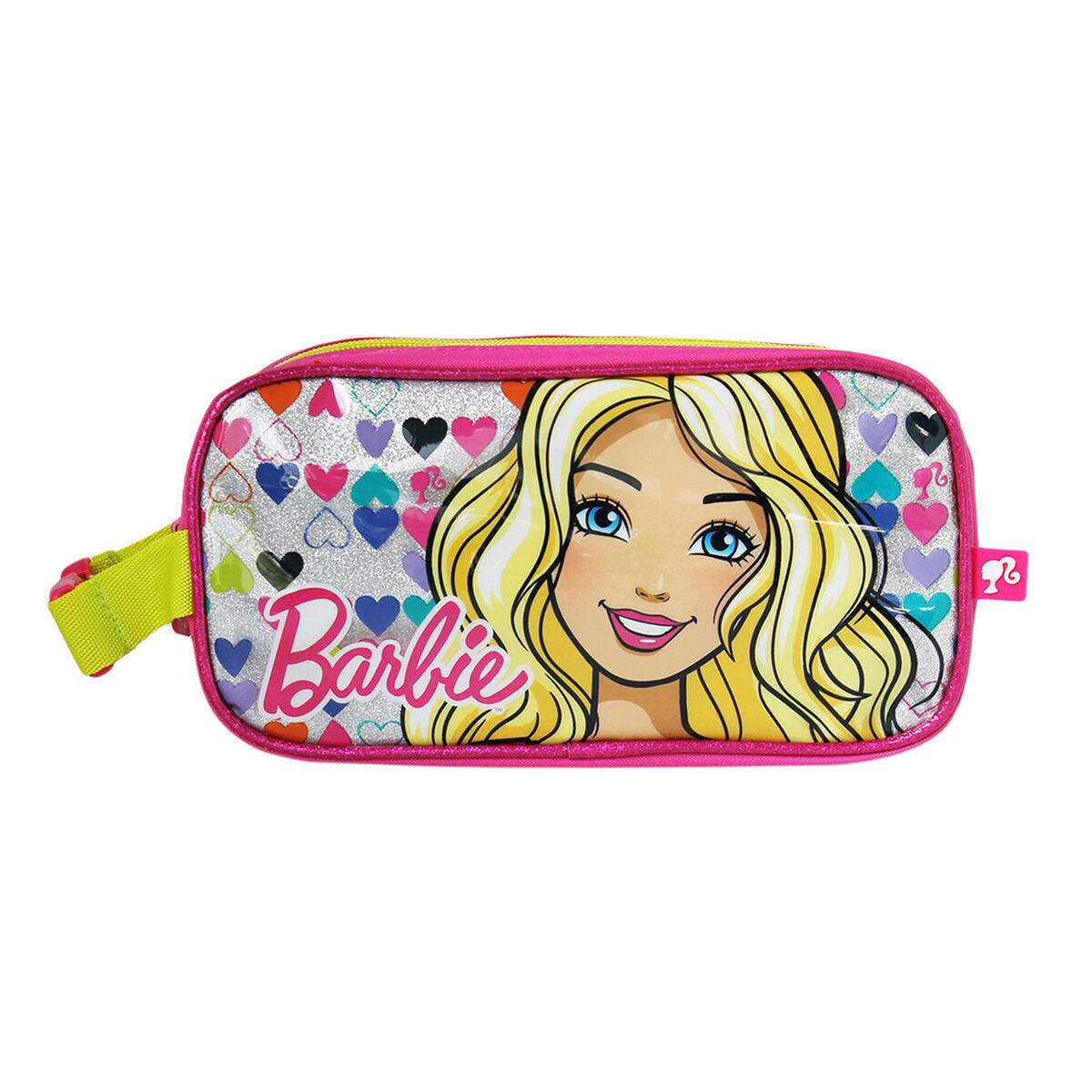 Estuche Doble Barbie