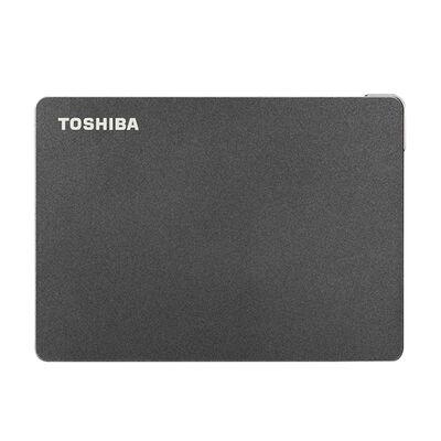 Disco Duro Externo Toshiba Canvio Gaming 4TB Negro