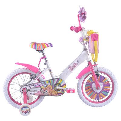 Bicicleta Infantil Mattel Barbie Aro 16