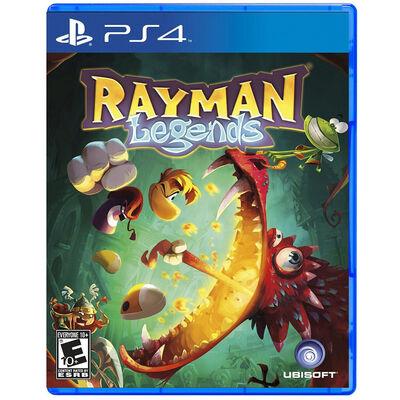 Juego Playstation 4 Rayman Legends
