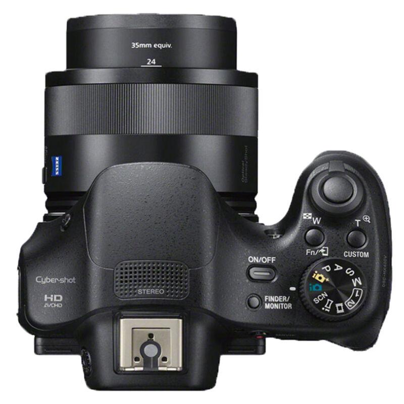 Cámara Semiprofesional Sony DSC-HX400V 20.4 MP