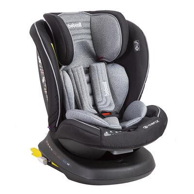 Silla de Auto Convertible Supra 360 S64 Gris