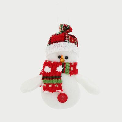 Snowman Decorativo 12 Cm