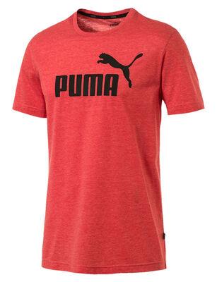 Polera Hombre Puma ESS+ Heather Tee