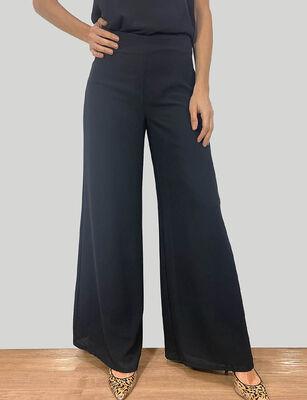Pantalón Ancho Mujer Liola
