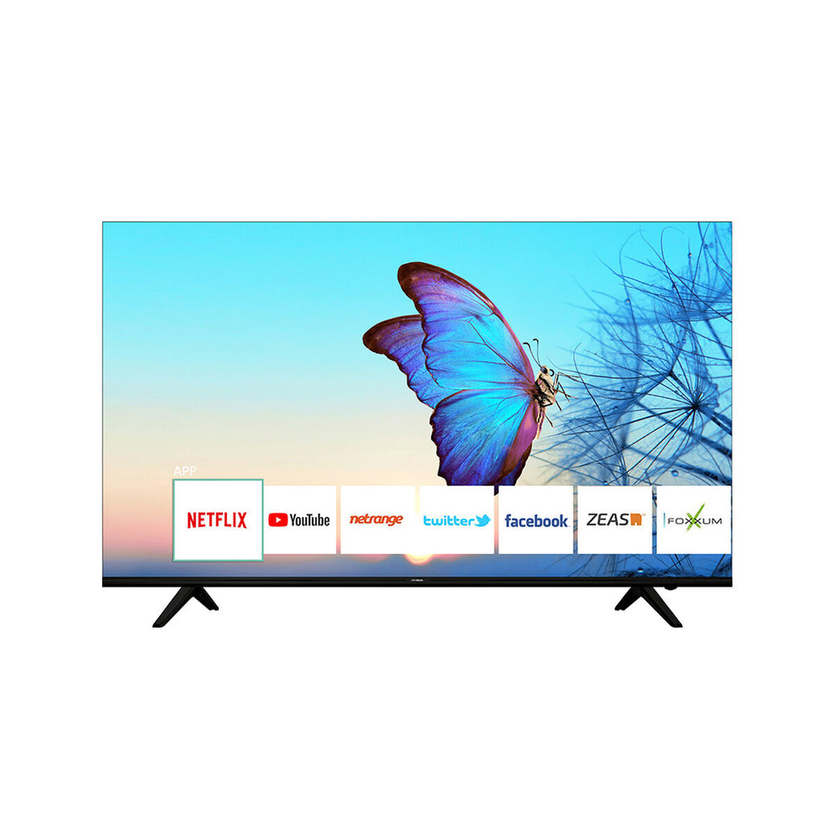 "LED 50"" Hyundai HY50S4BL20 Smart TV Ultra HD"